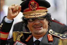 Photo of Kaddafi'nin 2008 Arap Birliği Konuşması